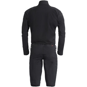VAUDE Performance Rain Suit Herr black